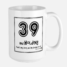 39AHC Thats My Story-Black Mugs