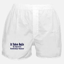 It Takes Balls Boxer Shorts
