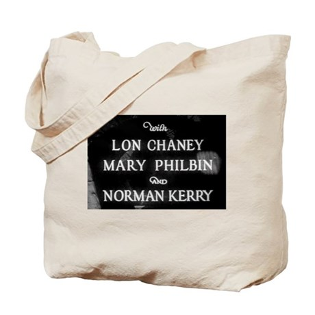 """""""With..."""" Title Tote Bag"""