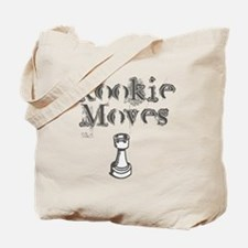 Rookie Moves Tote Bag