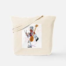 Funkin' Nightmare Tote Bag