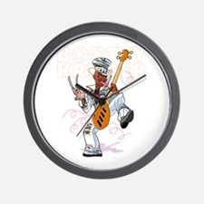 Funkin' Nightmare Wall Clock