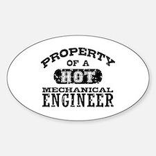 Mechanical Engineer Decal