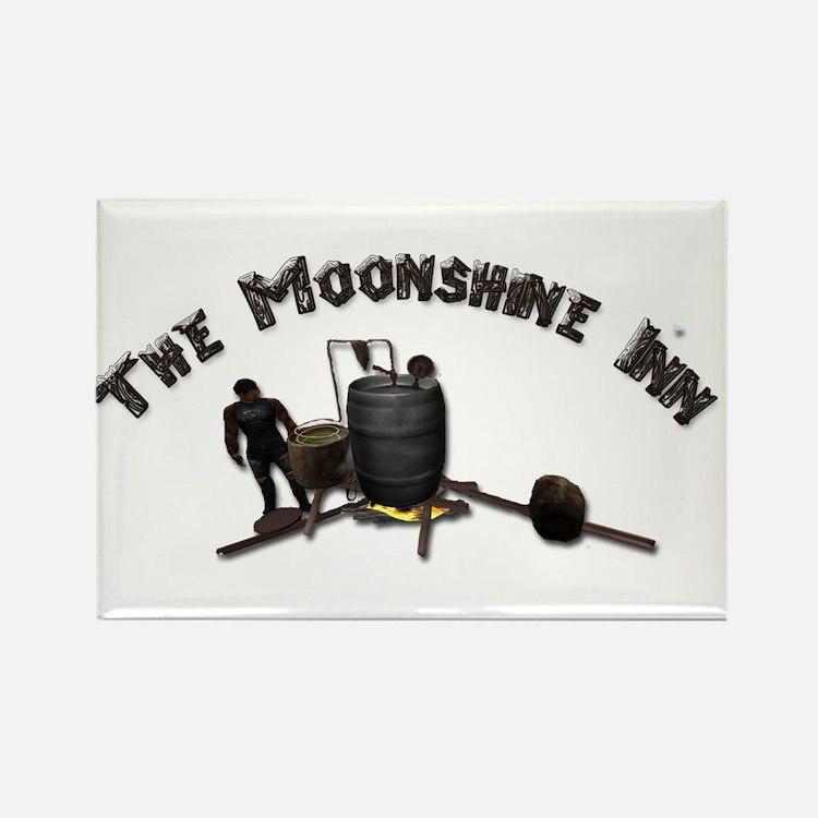 Thee Moonshine Inn Magnets