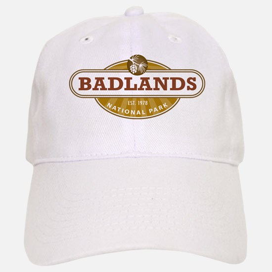 Badlands National Park Baseball Baseball Baseball Cap