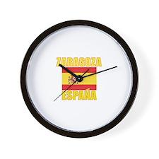 Cool Espanol Wall Clock