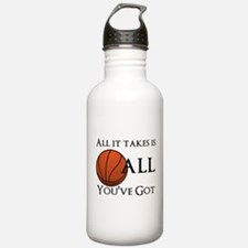 All It Takes Water Bottle