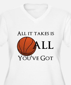 All It Takes Plus Size T-Shirt