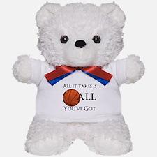 All It Takes Teddy Bear
