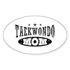 Taekwondo Mom Decal