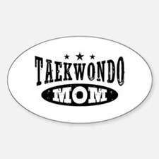 Taekwondo Mom Decal