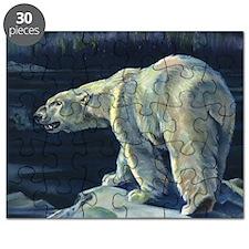 Vintage Polar Bear Puzzle