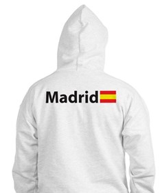 Madrid Jumper Hoody