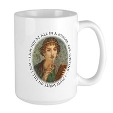 Roman Writing Mugs