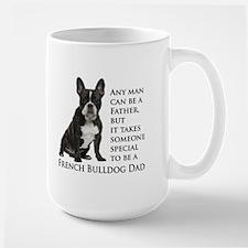 Frenchie Dad Mugs