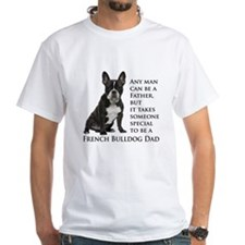Frenchie Dad T-Shirt