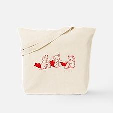 Unique Domestic diva Tote Bag