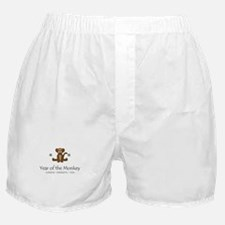"""Year of the Monkey"" Boxer Shorts"
