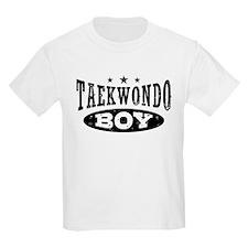 Taekwondo Boy T-Shirt