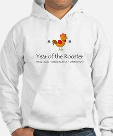"""Year of the Rooster"" Hoodie"
