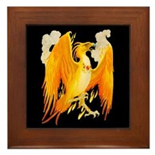 The Phoenix Framed Tile