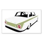 Lotus Cortina Sticker