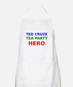 Ted Cruze Tea Party Hero Apron