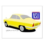 NSU Sport Prinz Poster
