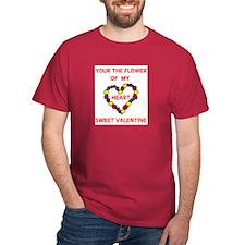 FLOWER OF MY HEART T-Shirt