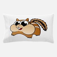 Cartoon Chipmunk Pillow Case