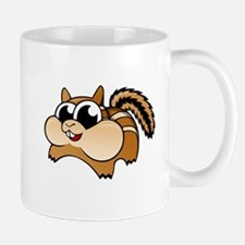 Cartoon Chipmunk Mugs