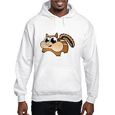 Cartoon Chipmunk Hoodie Sweatshirt