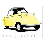 Messerschmitt Small Poster