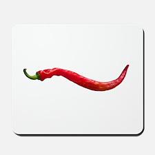 Red Hot Cayenne Chili Pepper Mousepad