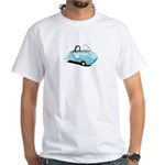 Racing Peel White T-Shirt