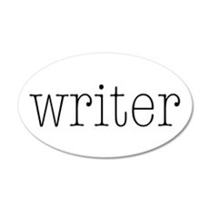 Writer Wall Decal