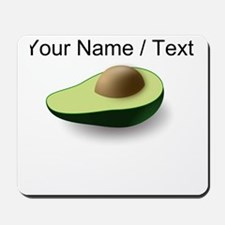 Custom Avocado Mousepad