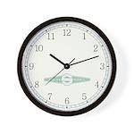 Fuldamobil Wall Clock