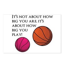 How Big You Are Postcards (Package of 8)