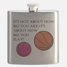 How Big You Are Flask