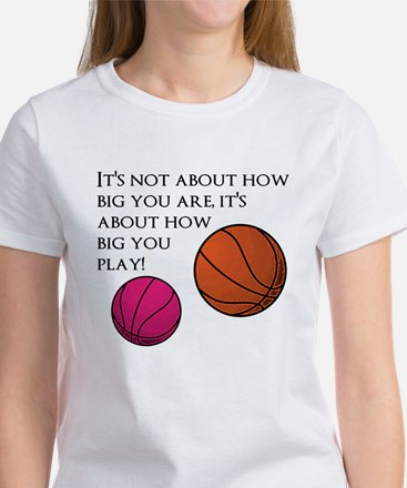 How Big You Are T-Shirt