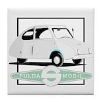 Fuldamobil N2 Tile Coaster