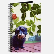 Wirehaired Dachshund Journal