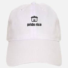 """Pride Rice"" [Light] Baseball Baseball Cap"