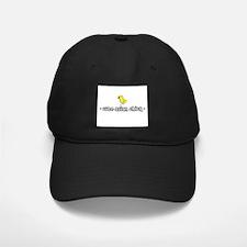 """""""Cute Asian Chick"""" Baseball Hat"""