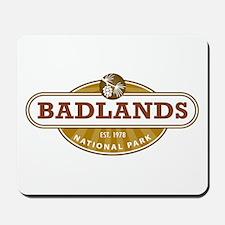 Badlands National Park Mousepad