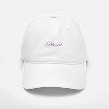 Purple Believe Baseball Baseball Cap