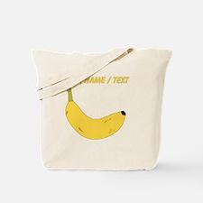 Custom Banana Tote Bag
