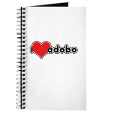 """I Love Adobo"" Journal"