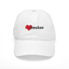 """""""I Love Kimchee"""" Baseball Cap"""